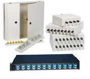 Patch Panels and Enclosures