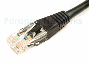 Cat6, 24AWG, UTP Patch Cable, Flush Moulded, Pre Assembled - Cat6 UTP Patch Cables