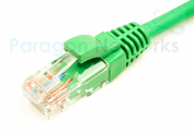 Cat6, 24AWG, LSZH, UTP Patch Cable, Flush Moulded Snagless, Pre Assembled - Cat6 UTP Patch Cables